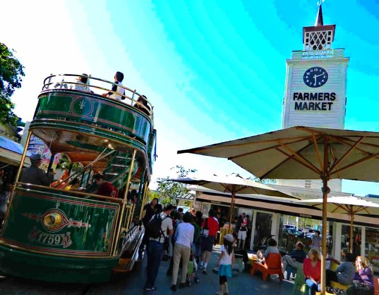 Farmers Market in Los Angeles